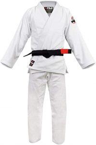 Durable kid's bjj uniform by Fuji