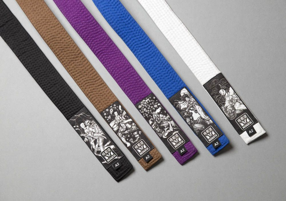 How long does it take to get each belt in BJJ?