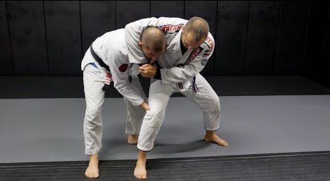 BJJ for self defense: headlock escape