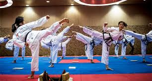 How long does it take to get a black belt in TaeKwon Do?
