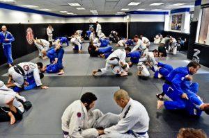 How often should I train BJJ?