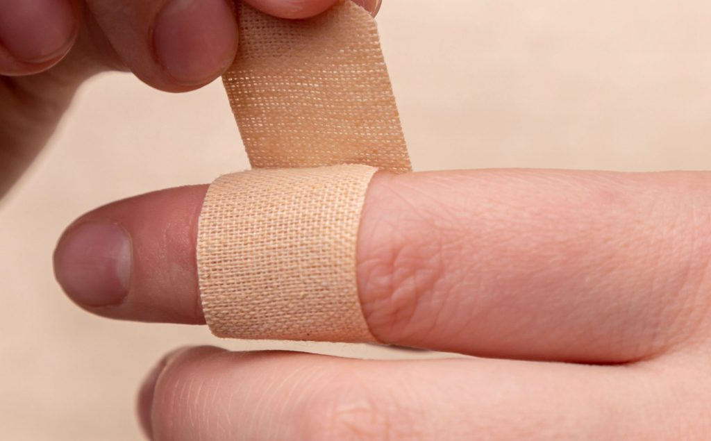 Why you should tape your fingers in BJJ
